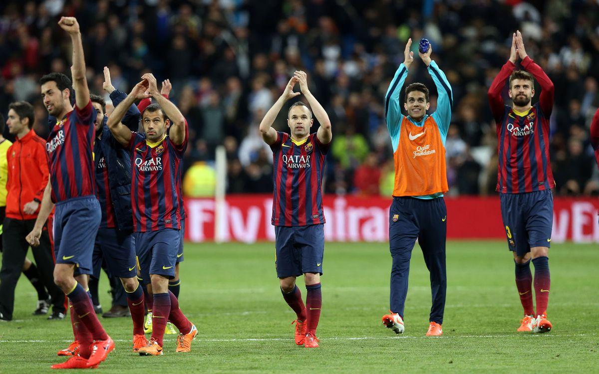 Els socis del FC Barcelona demanen 3.798 entrades per anar a Madrid al partit de Lliga