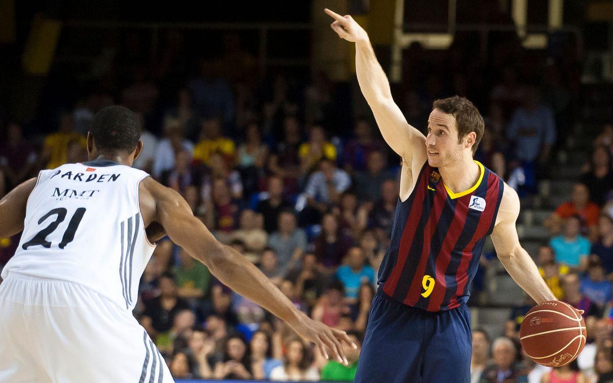 FC Barcelona - Reial Madrid: Toca rematar-ho al Palau