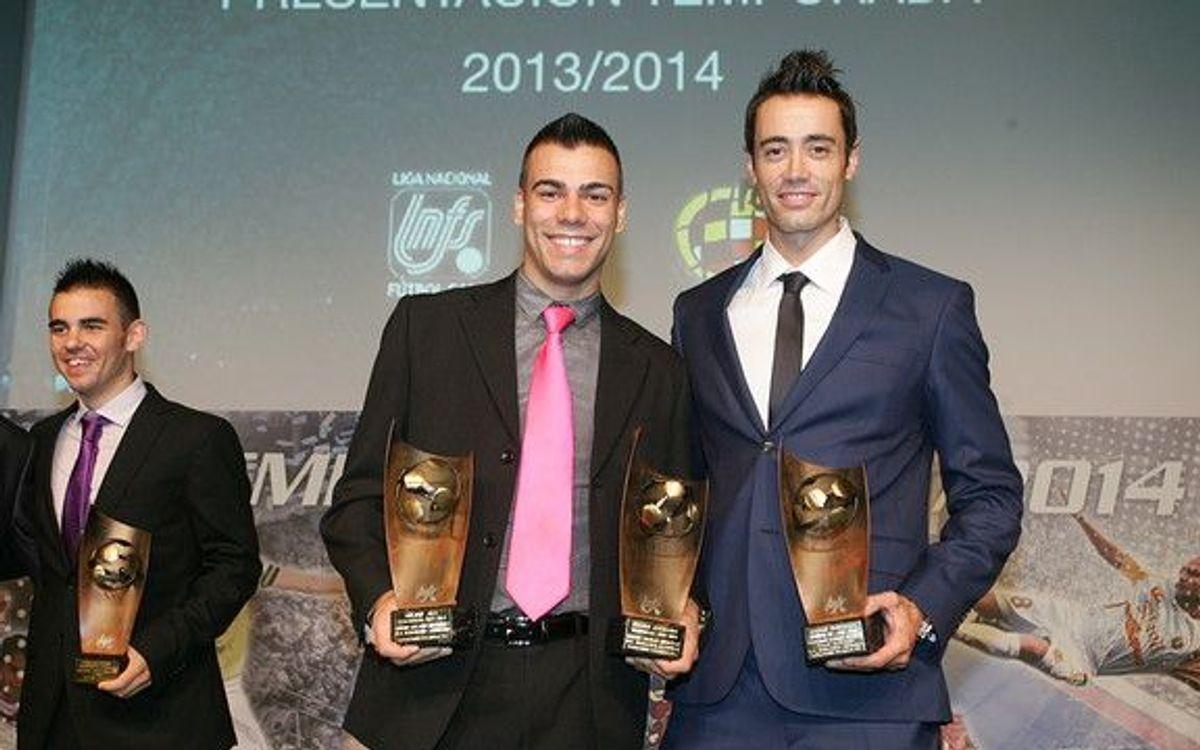 L'LNFS permet votar els millors jugadors de la temporada