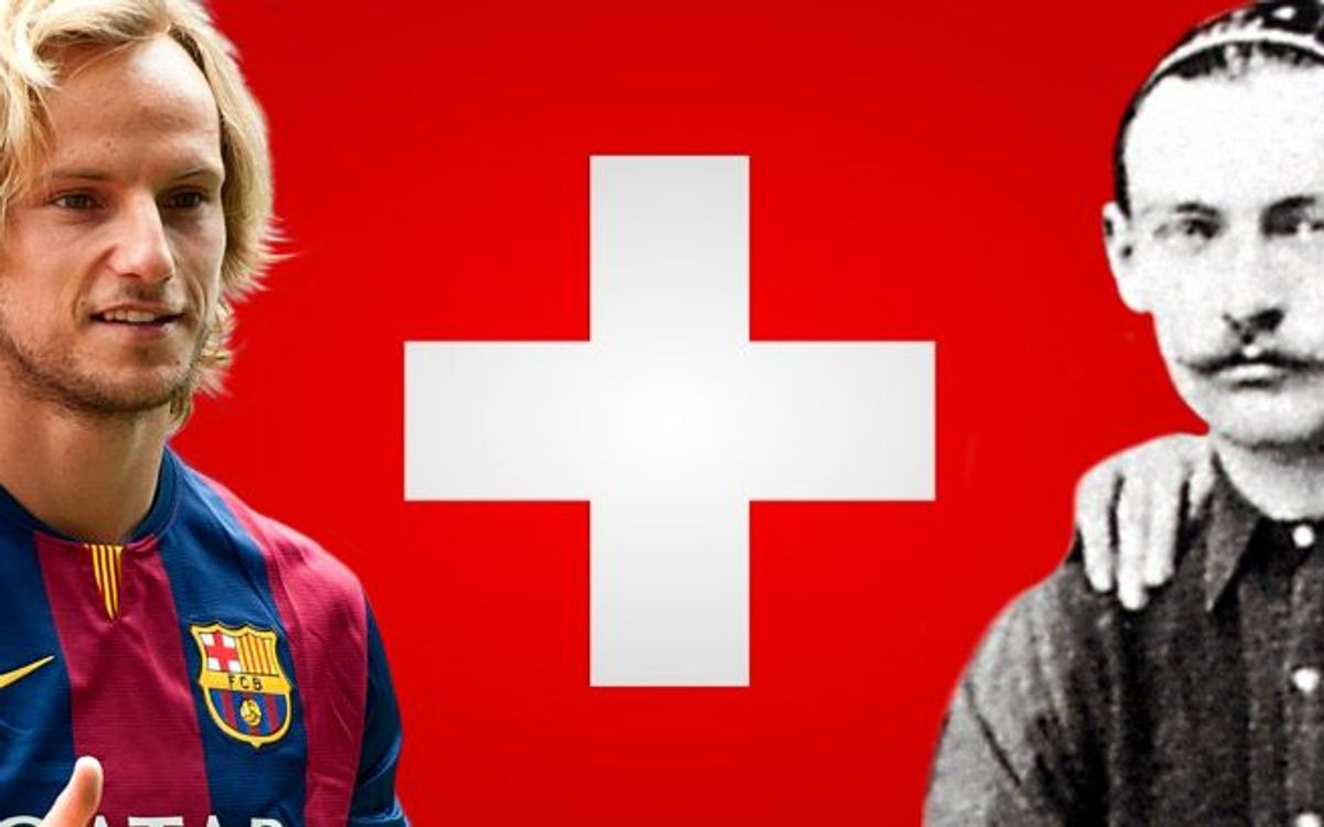 FC Barcelona and Switzerland