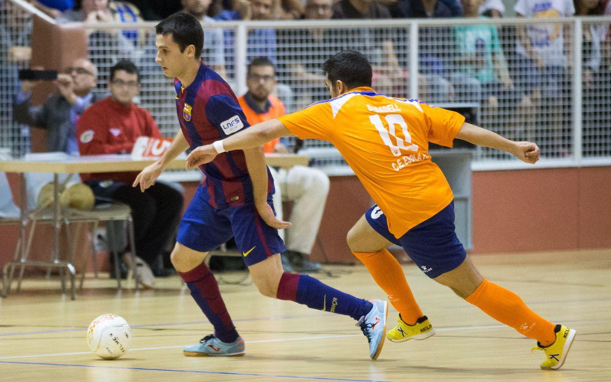 El Barça jugarà els vuitens de Copa contra el CD Mosteiro Bembrive FS