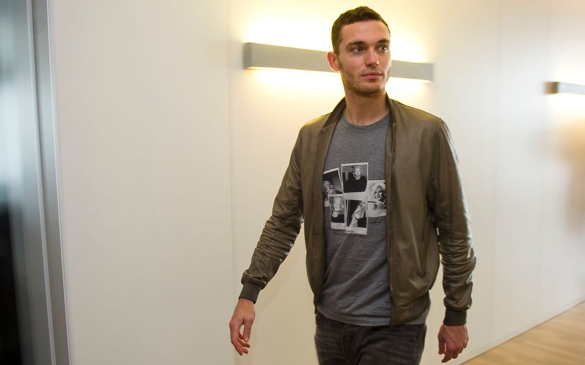 Thomas Vermaelen complete Press Conference