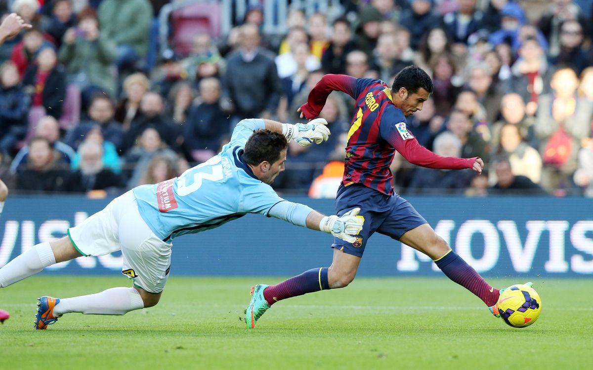 El Barça-Elx es jugarà el diumenge 24 d'agost, a les 21 hores