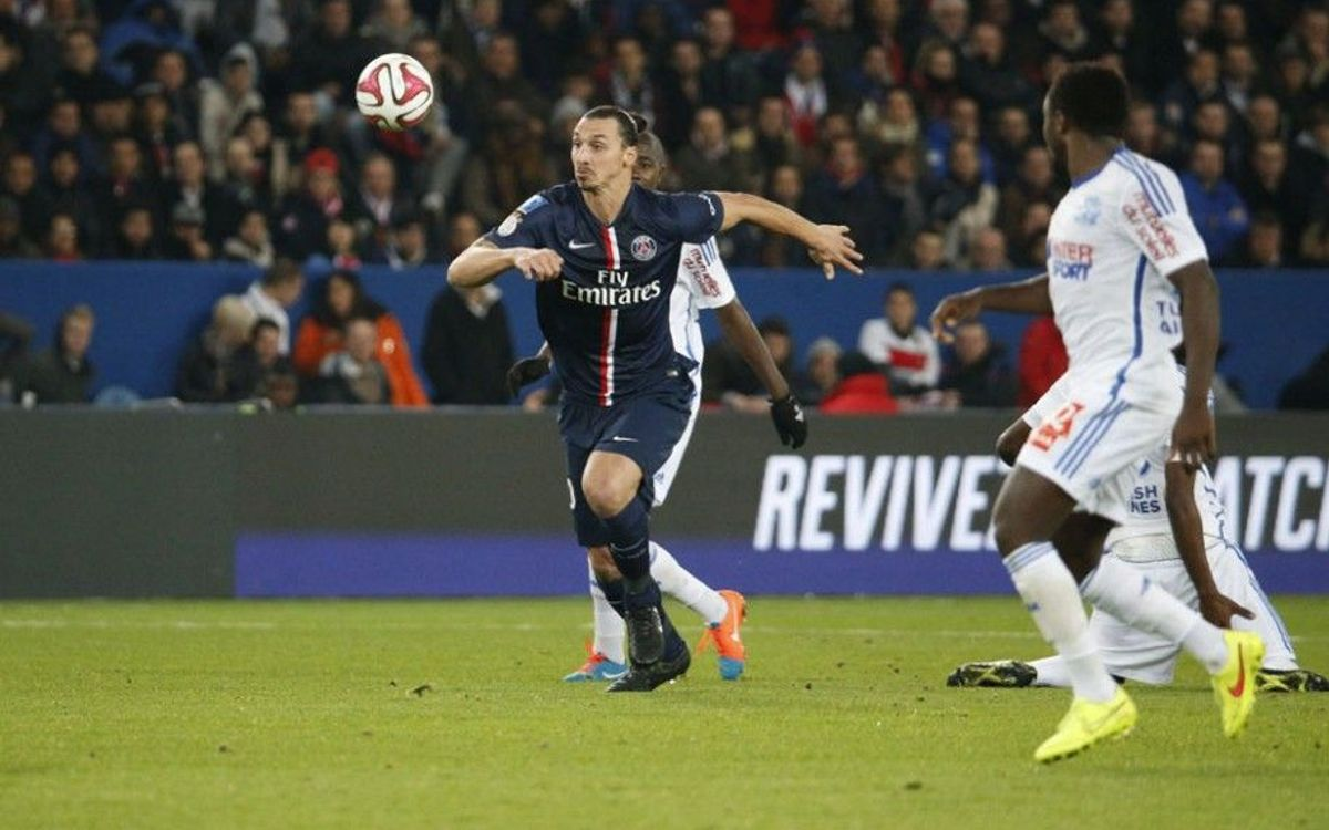 PSG cut Marseille's lead in Ligue 1