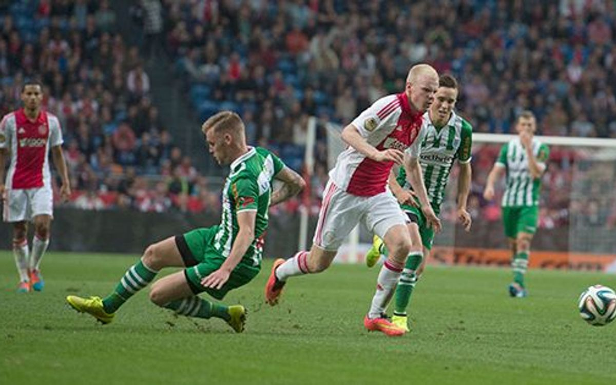 L'Ajax empata i perd el liderat de l'Eredivisie