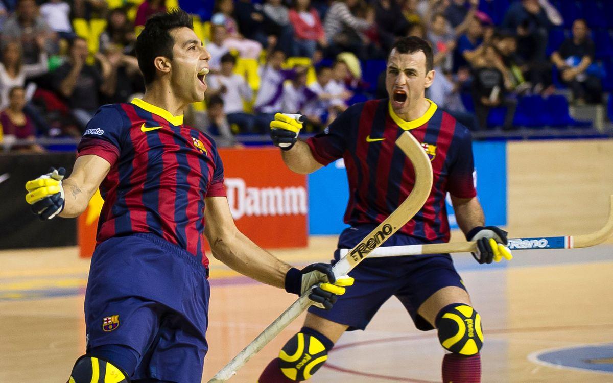 FC Barcelona – Valongo: El Barça serà a la Final a Quatre de la Lliga Europea (7-1)