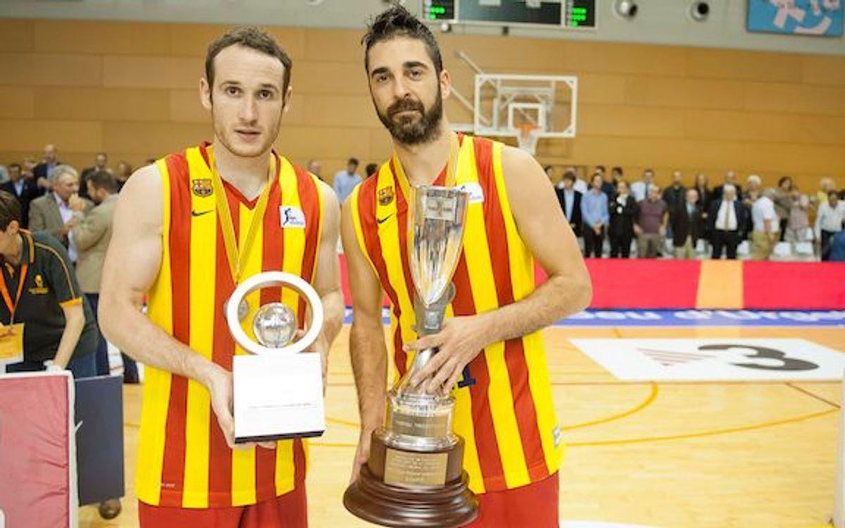 18a Lliga Catalana, sisena consecutiva