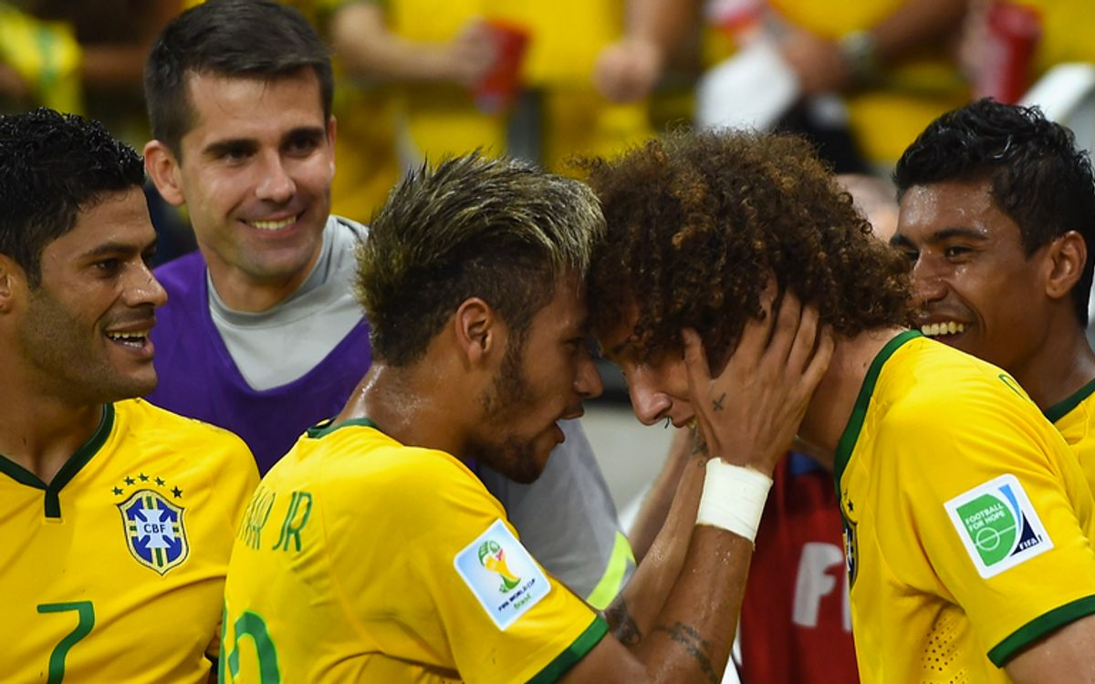 Le Brésil au rendez-vous (2-1)