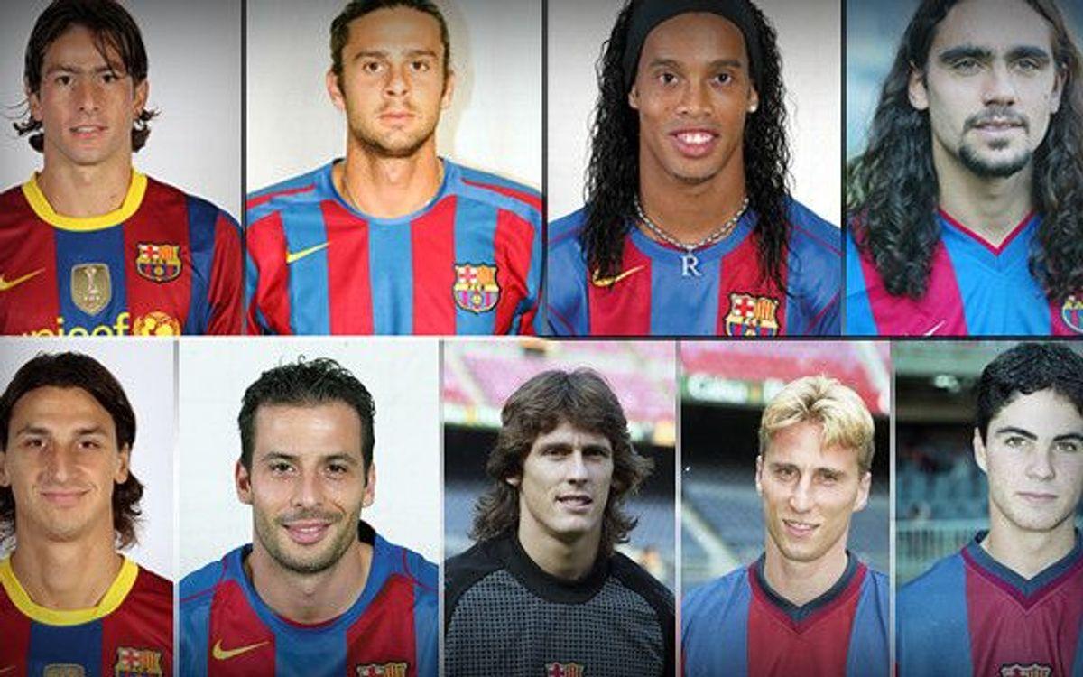 Le FC Barcelone et le Paris Saint-Germain, unis par les joueurs