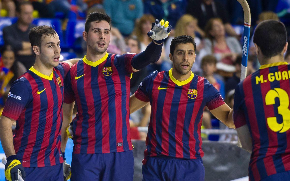 FC Barcelona – Moritz Vendrell: Party at the Palau (5-1)