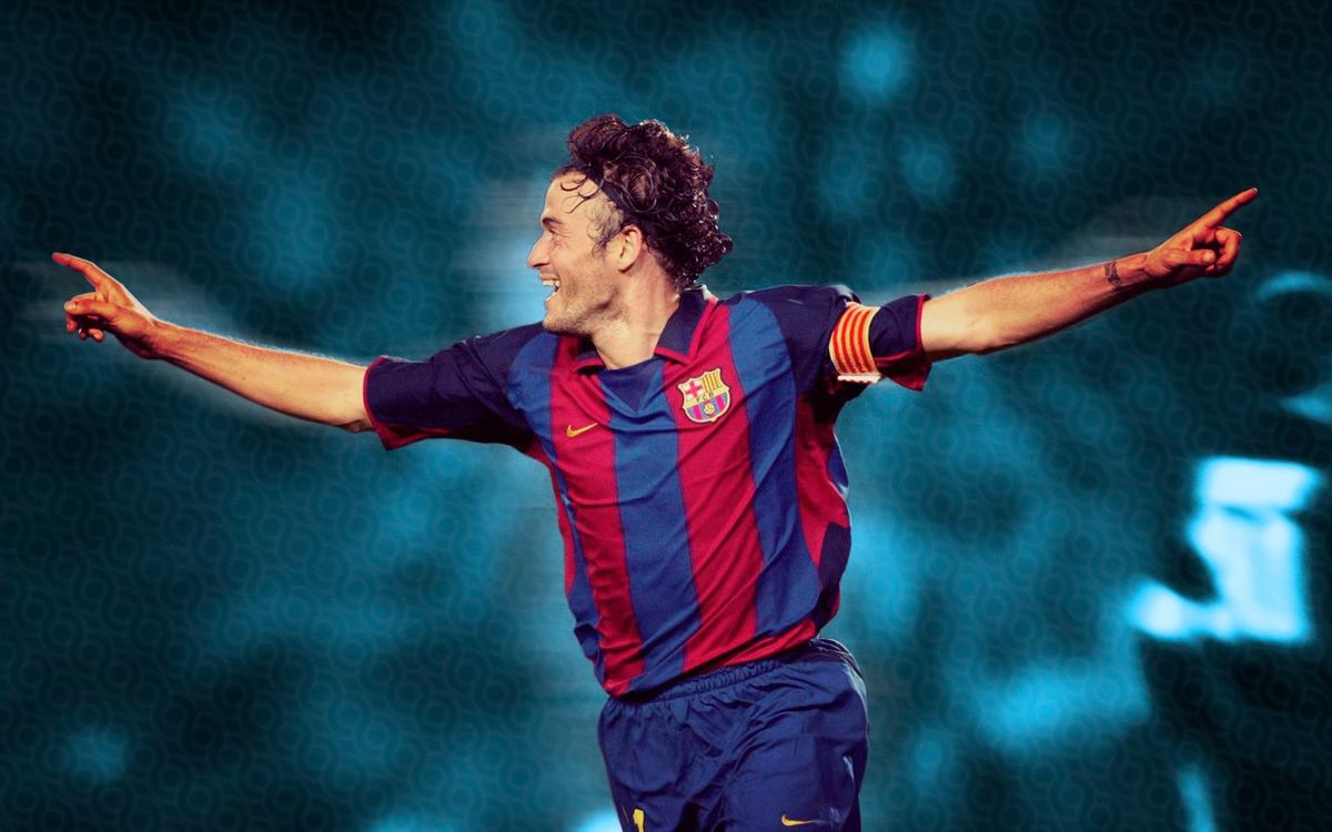 TOP 5: Luis Enrique