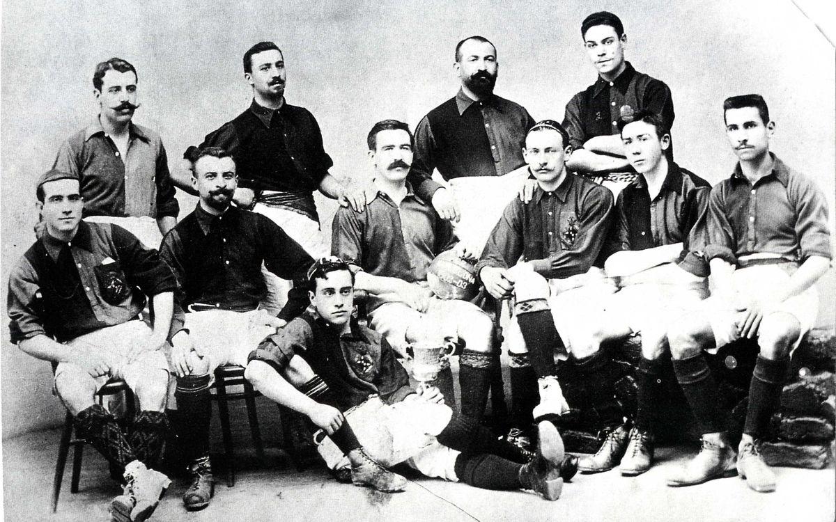 René Victor Fenouillère, le premier footballeur français de l'histoire du FC Barcelone