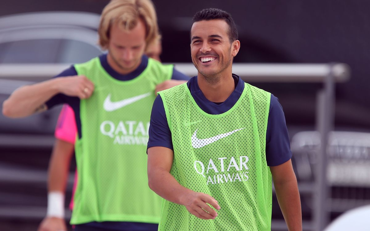 Pedro returns but Neymar misses Elche match
