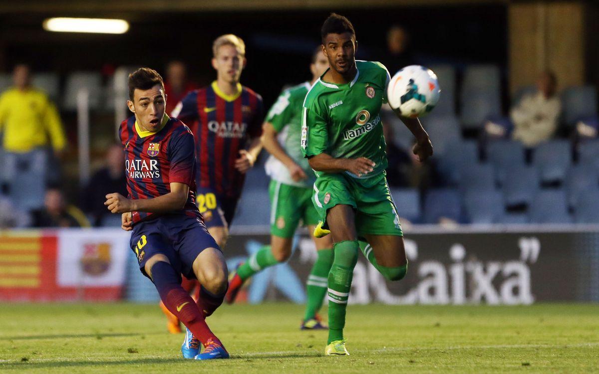 El Osasuna será el primer rival del Barça B en la Liga 2014/15