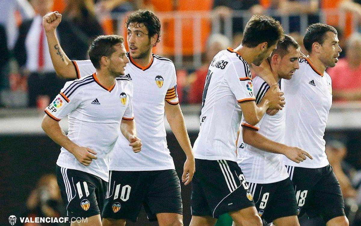 Barça out to break Valencia's home record