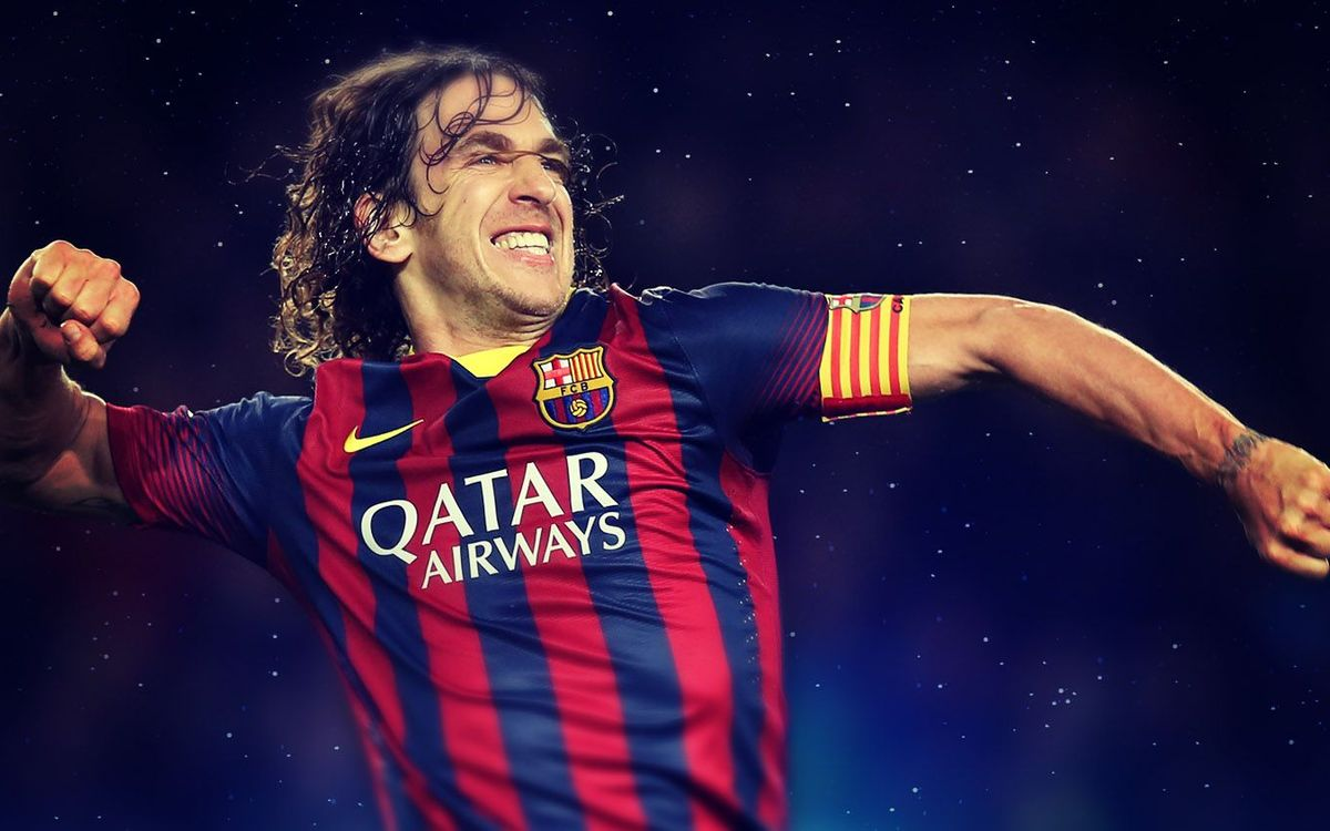 A Tribute to the Captain, Carles Puyol