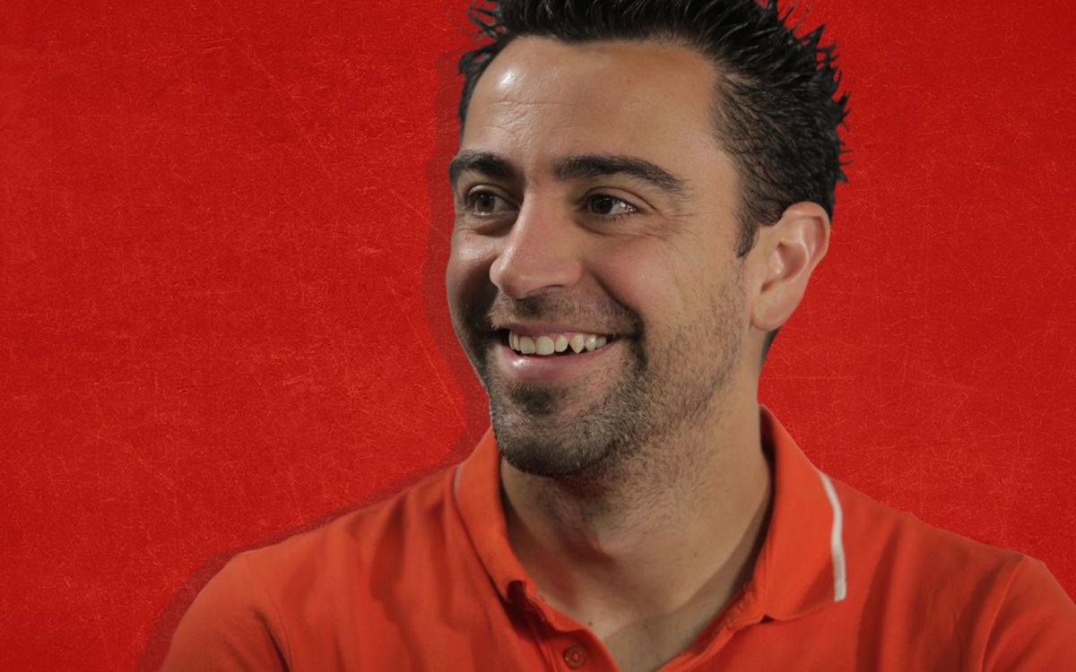 The interview: Xavi Hernández