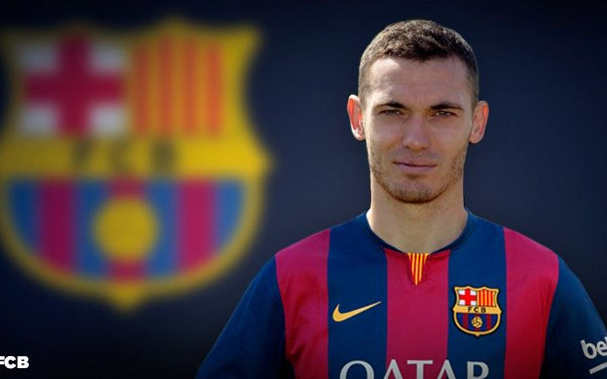Agreement for Thomas Vermaelen to join FC Barcelona