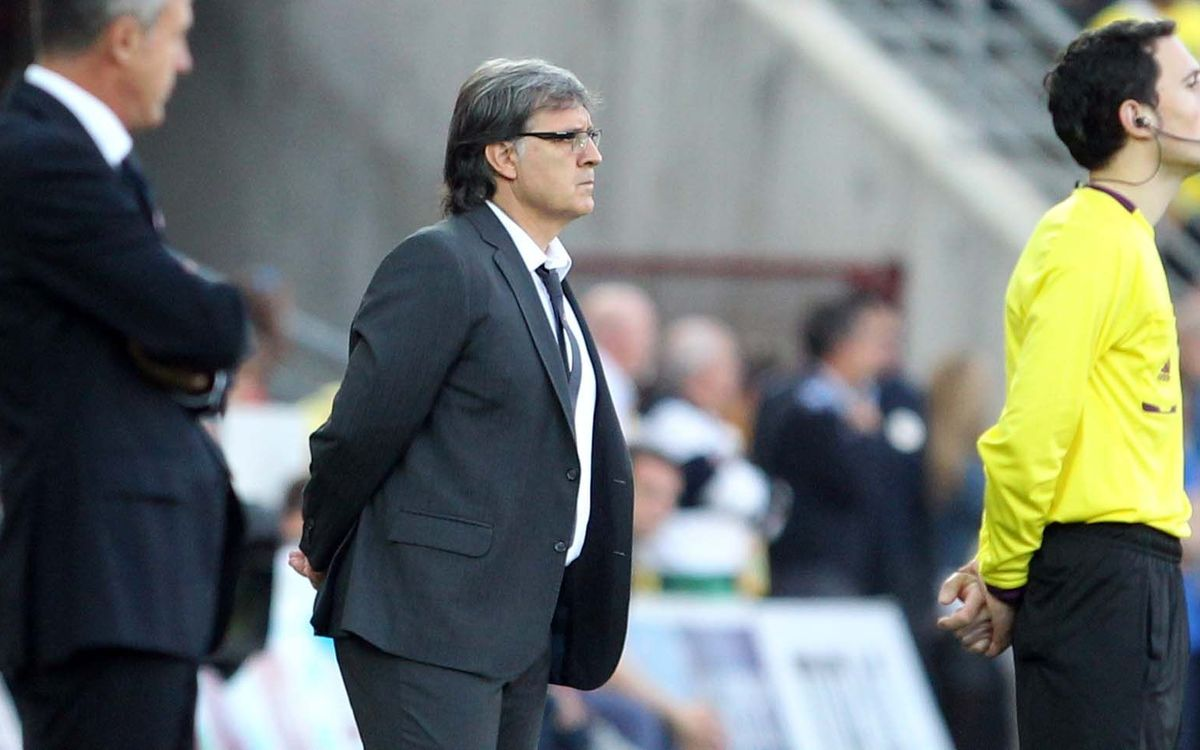 Martino laments lack of accuracy after defeat in Granada