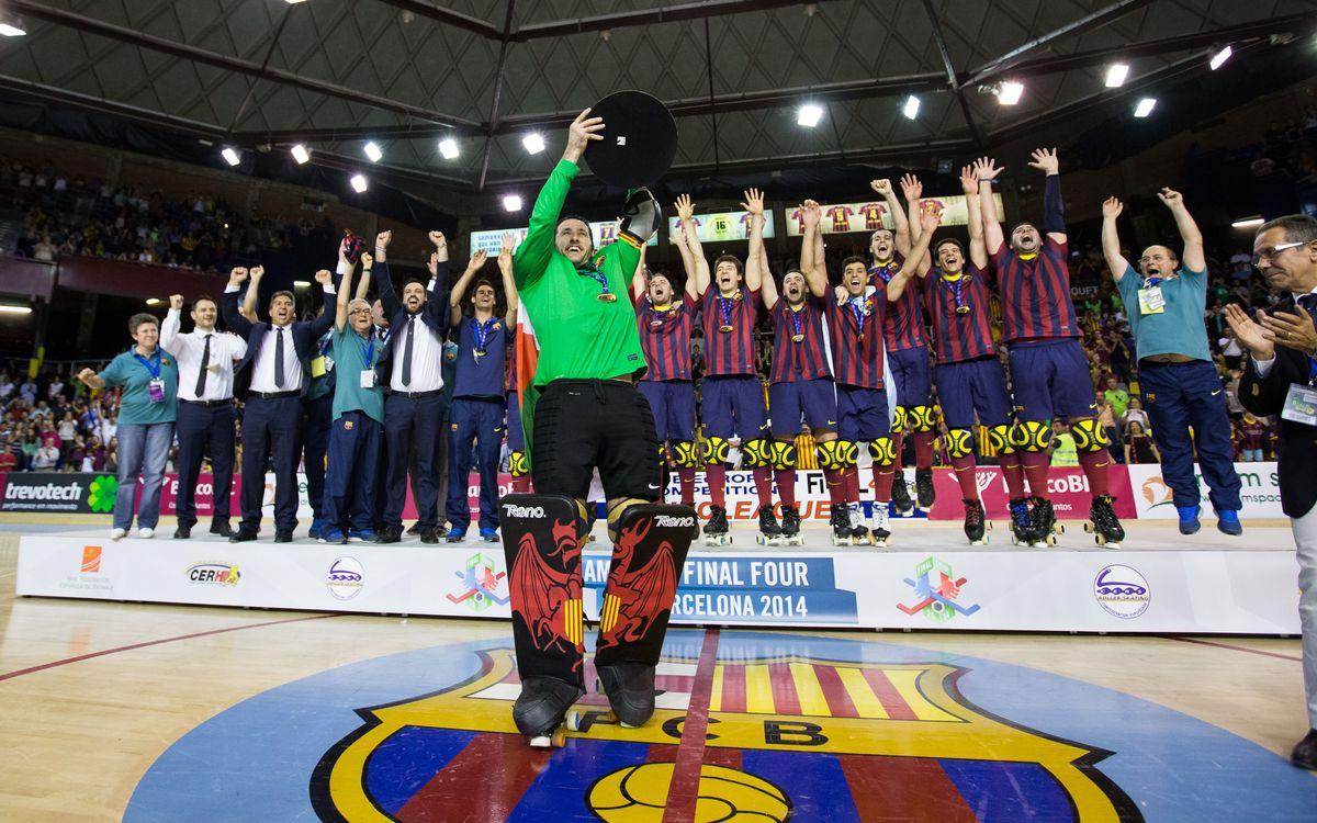 European League Title comes home (1-3)