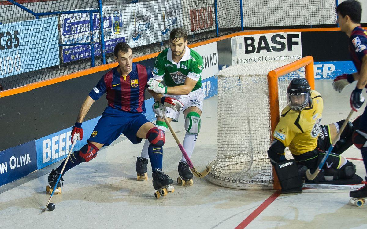 HC Liceo – FC Barcelona: Partit gran a Riazor