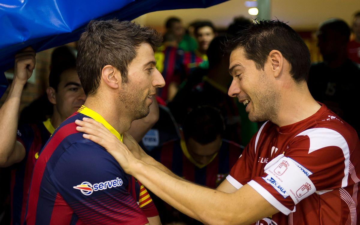 El FC Barcelona Alusport busca el pas a la final