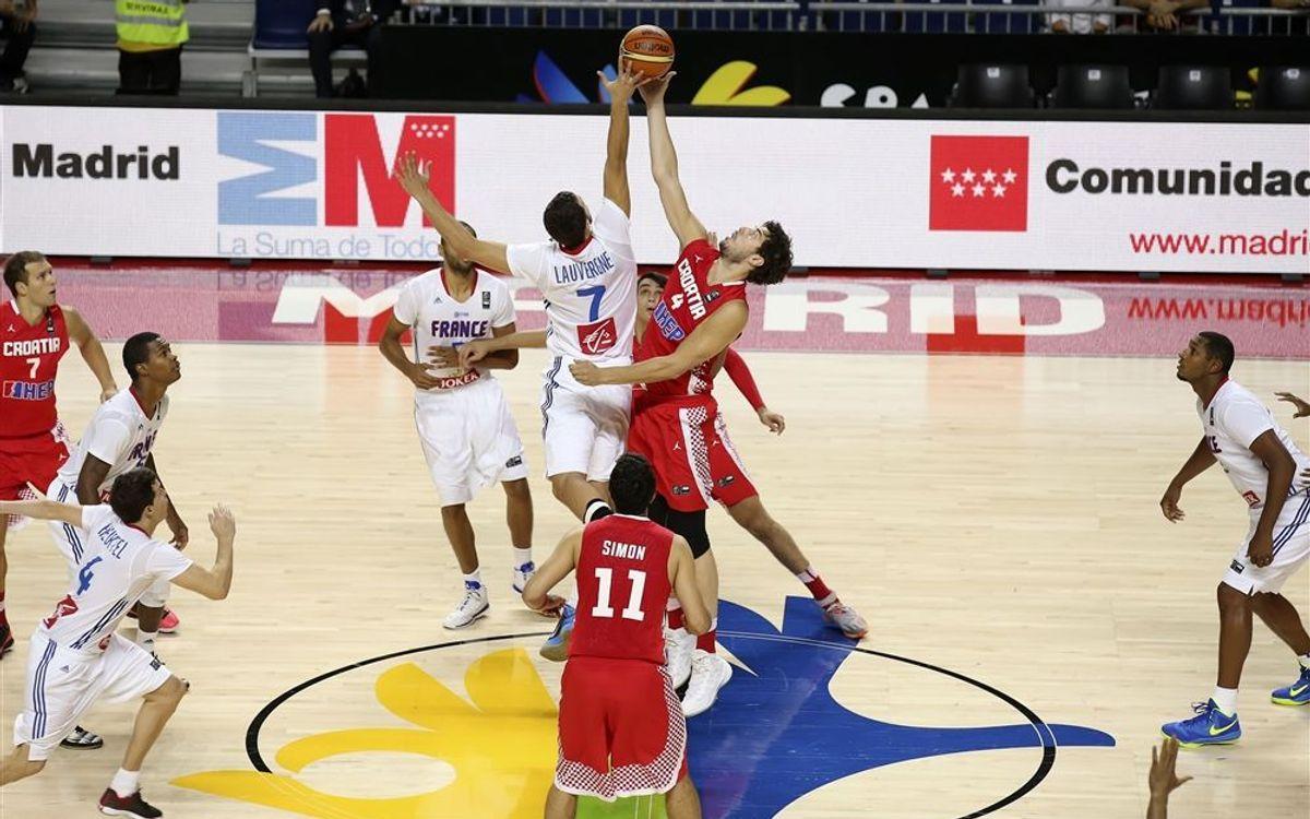 La Croàcia de Tomic i Hezonja, eliminada del Mundial de bàsquet