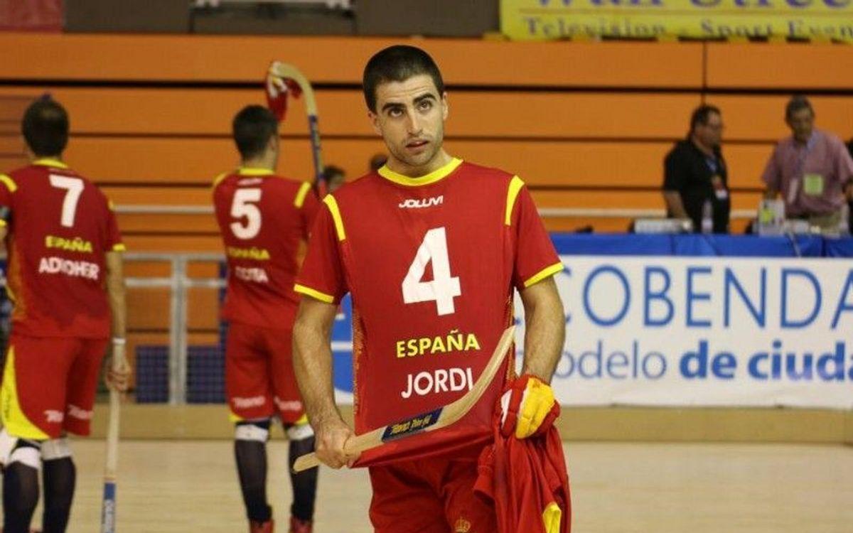 La selección española de hockey patines de Gual y Barroso suma un triunfo de oficio contra Francia