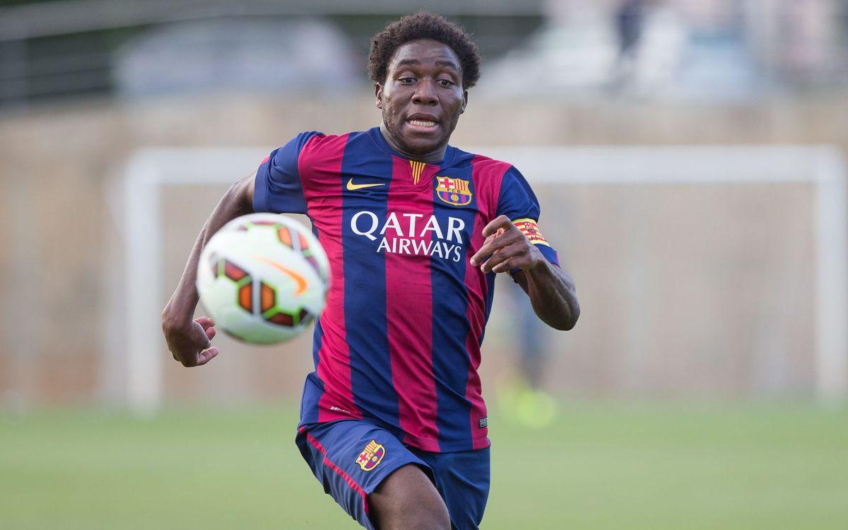 Dongou i Bagnack, nominats a millor jugador africà de la Lliga Adelante