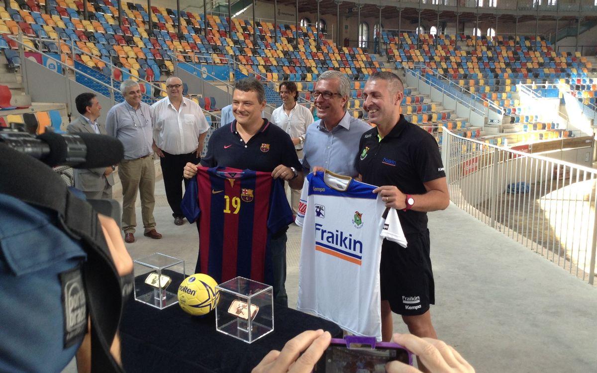 Presentada la Supercopa Asobal en Tarragona