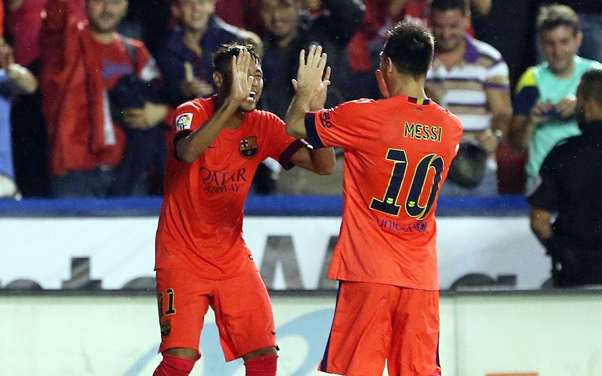 Malaga – FC Barcelona: going for the fifth win