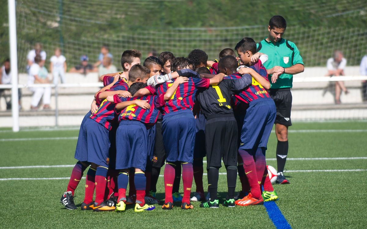 A history of the communications between FIFA and FC Barcelona concerning underage players registration