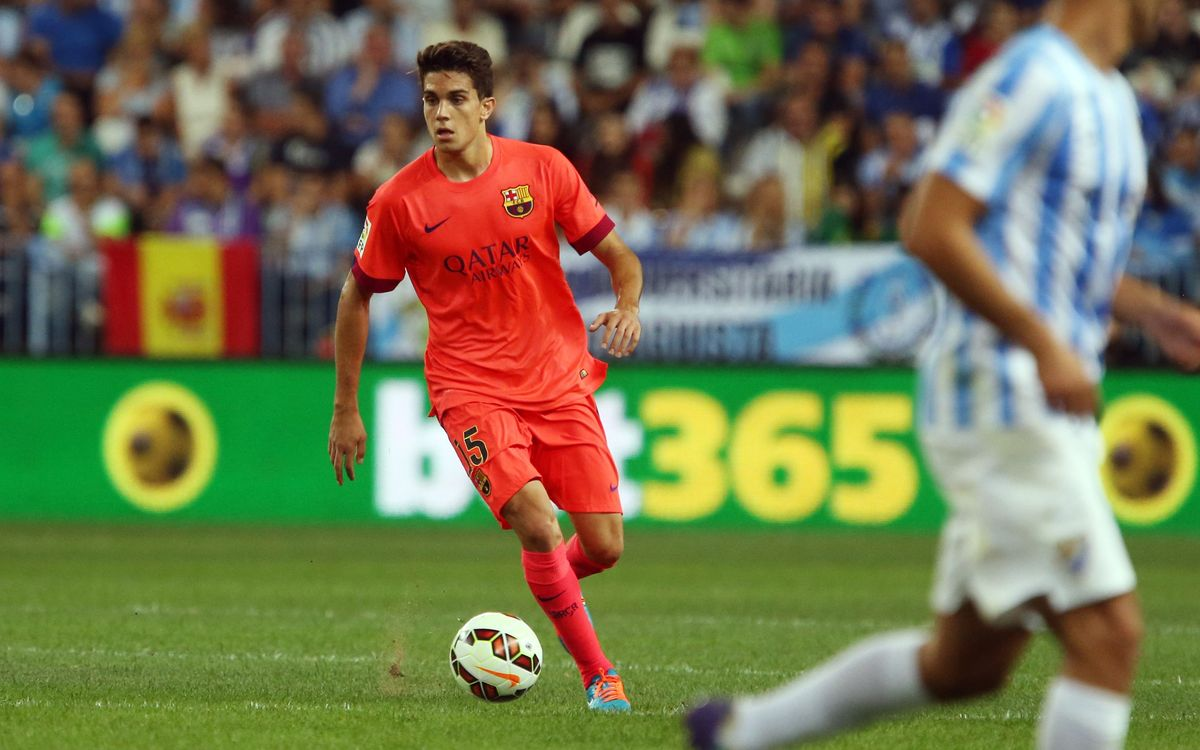 Marc Bartra picked for Spain