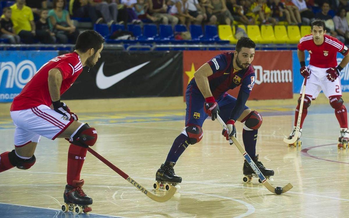 Torna la Lliga Europea d'hoquei patins