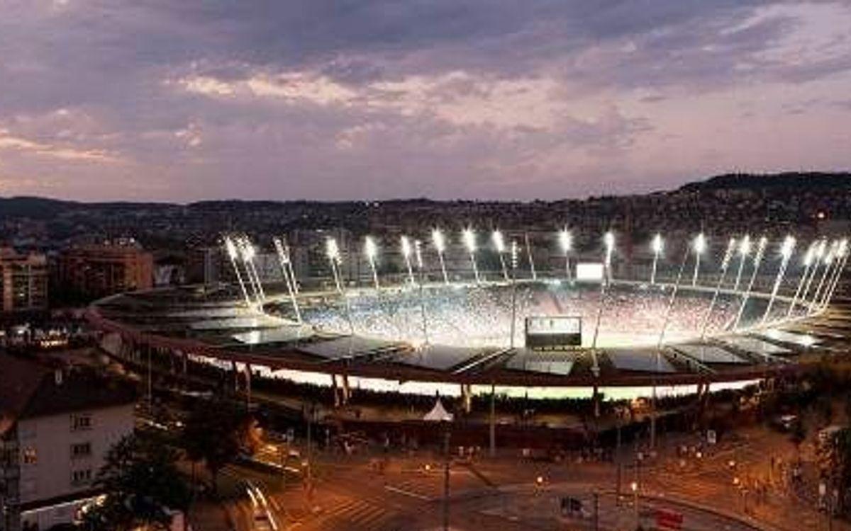 Tretze atletes del Barça, a l'Europeu de Zuric