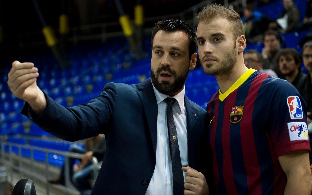 Ricard Muñoz renova el seu contracte com a tècnic del primer equip fins al juny del 2017
