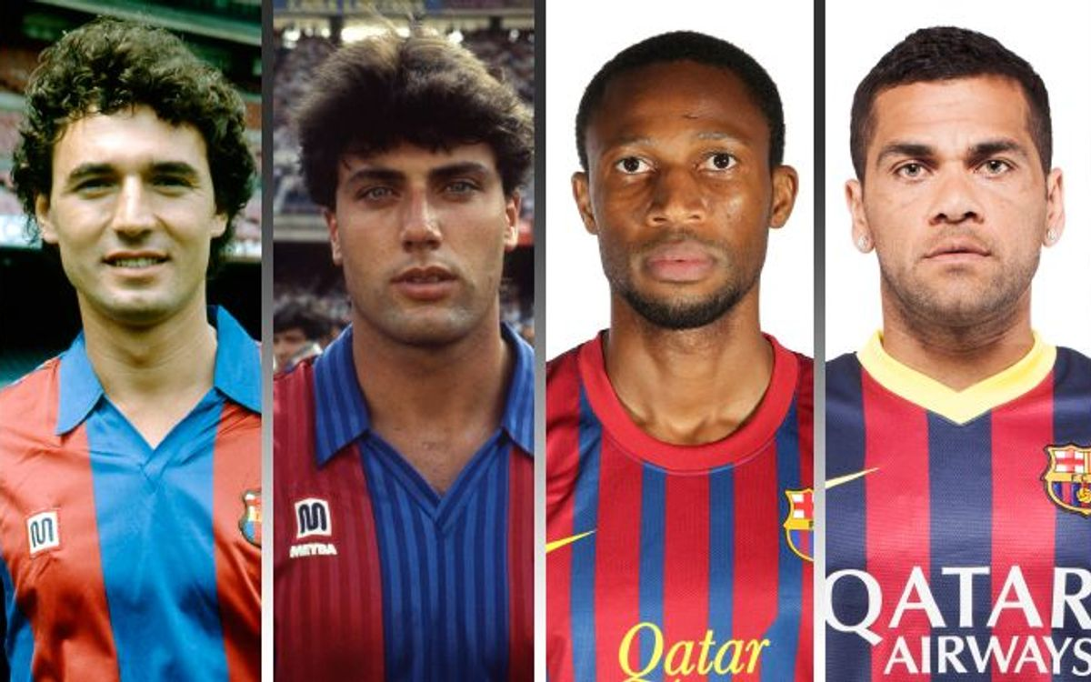 From Sevilla to Barcelona, quality transfers