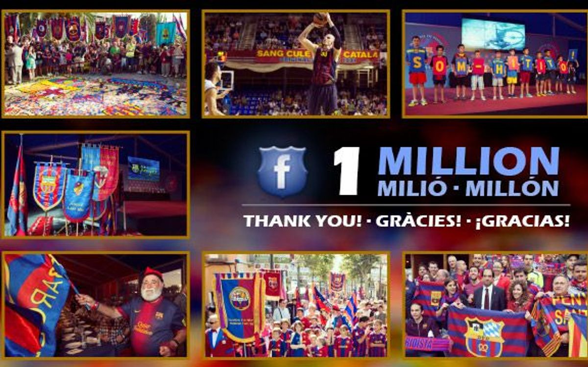 One million Penyes Facebook fans!