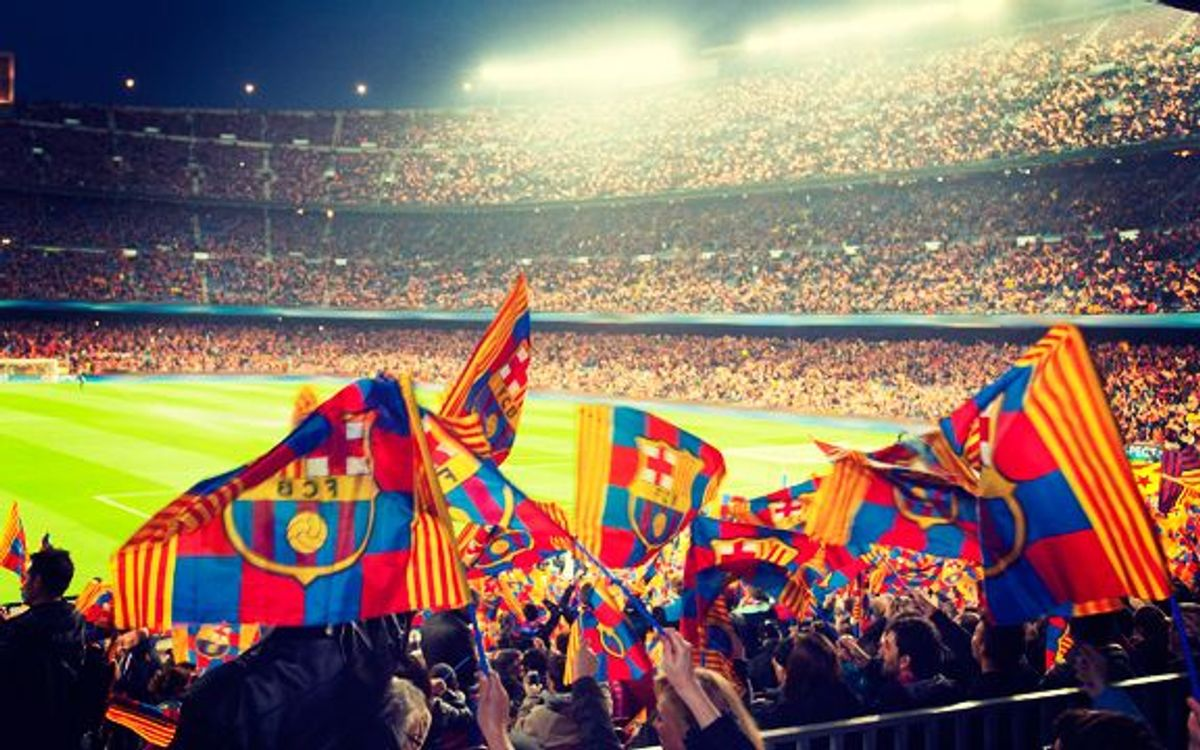 The Gamper, Supporters Clubs grand event!