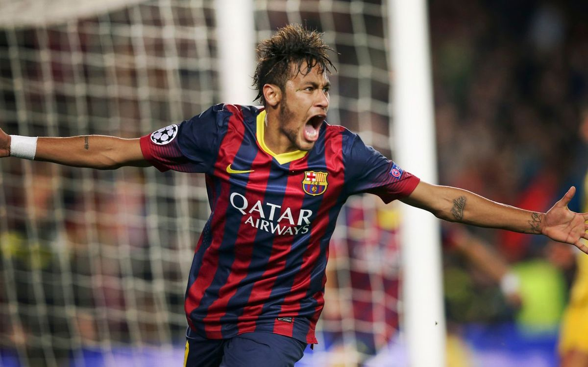 Neymar Jr, the Striking Star