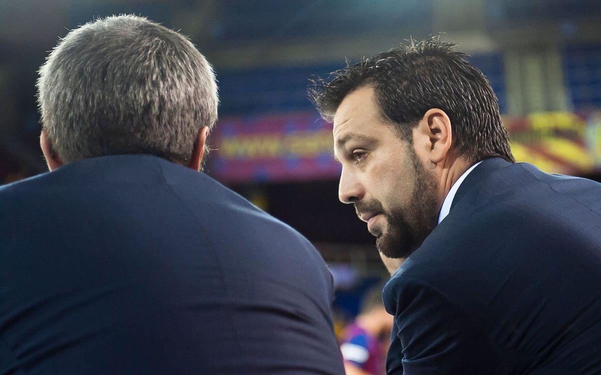 """Muñoz: """"El Manlleu és un conjunt molt equilibrat"""""""