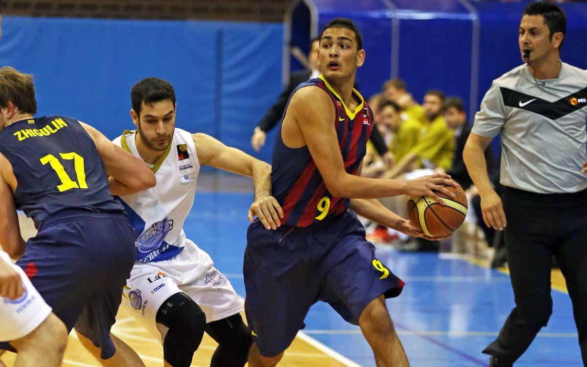 Mannheim centra la atención del baloncesto base