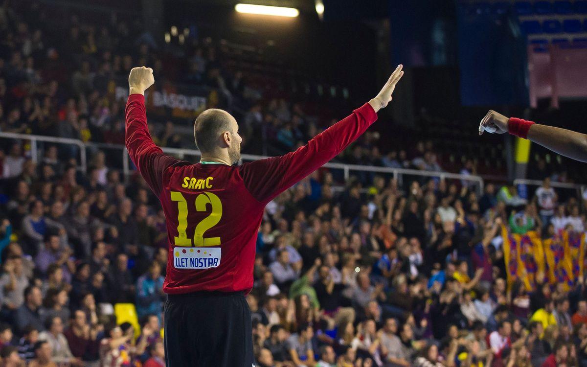 FC Barcelona - Fraikin BM Granollers: El primer título Asobal en juego