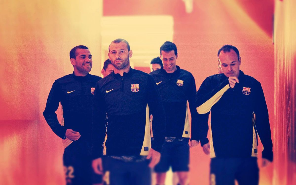 Behind the Scenes: Barça vs. Athletic de Bilbao