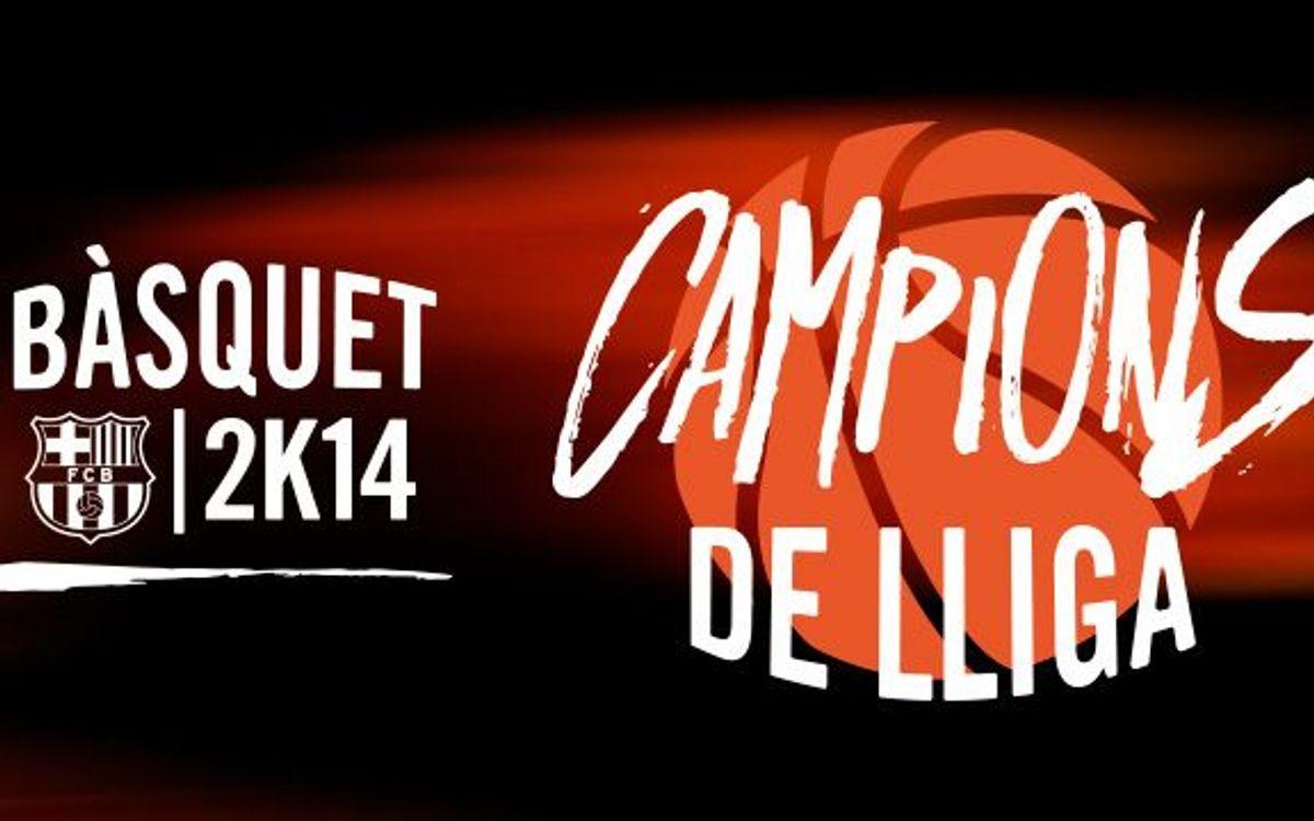 FCB Barcelona win 18th ACB league!