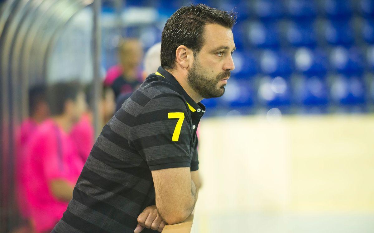 """Ricard Muñoz: """"Intentarem començar l'OK Lliga amb bon peu"""""""