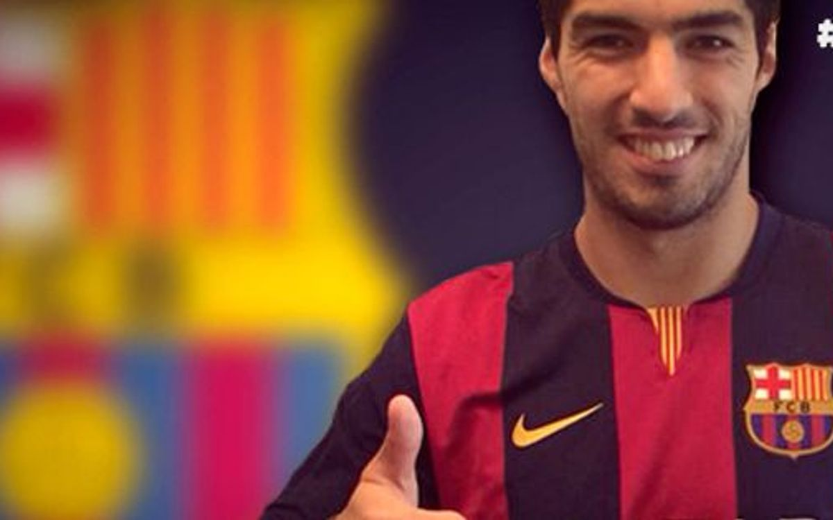 FC Barcelona and Liverpool FC have reached an agreement for the transfer of Luis Suárez