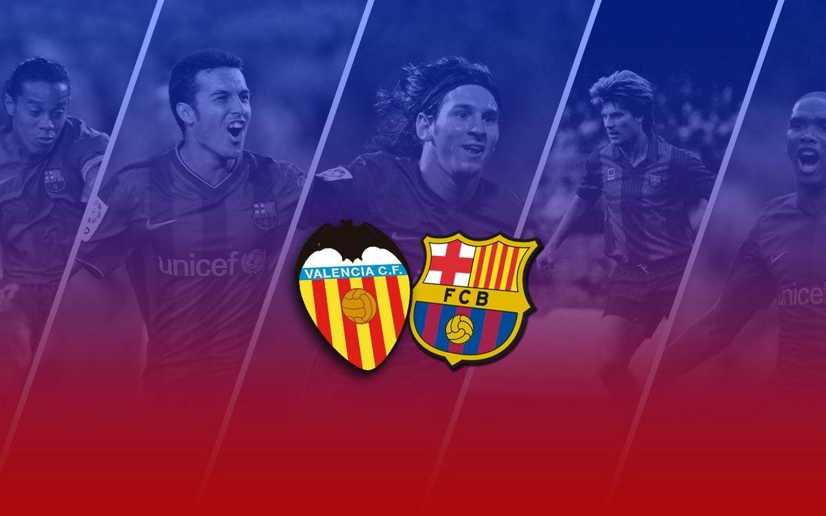 TOP5: Millors gols al camp del València