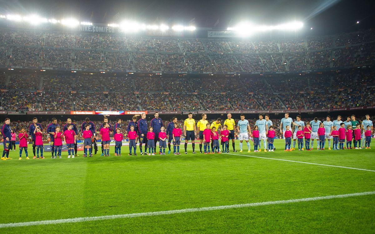 Tots contra el càncer de mama al Camp Nou, coincidint amb el Barça-Eibar