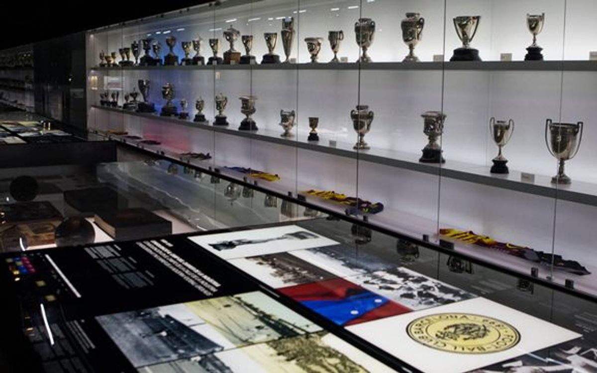 FCB Museu for supporters clubs